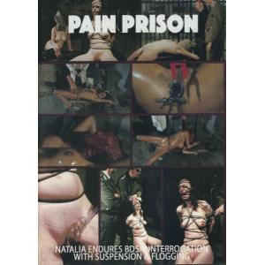 Pain Prison - Natalia endures bids interrogation