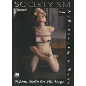 Society SM - Sophia Bella on the verge