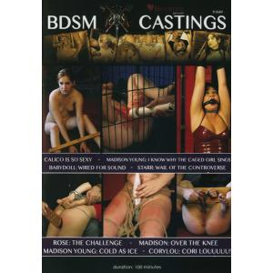 BDSM Castings - Calico Babydoll Rose