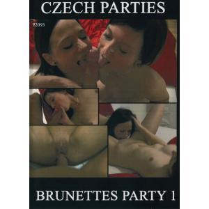 Czech Parties - Brunettes Party 1