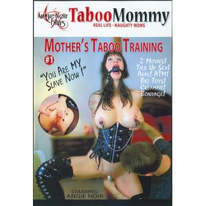 Taboo Mommy - Mothers Taboo Training
