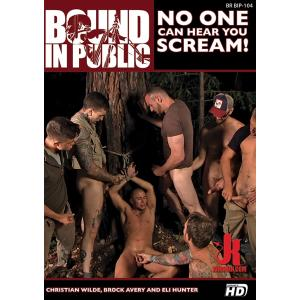 Bound in Public - No one can hear you scream