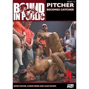 Bound in Public - Pitcher Becomes Catcher