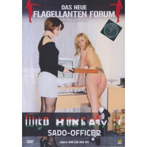 Lena K - Wild Hungary Sado Office 2