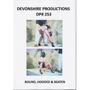 Devonshire - Bound Hooded & Beaten