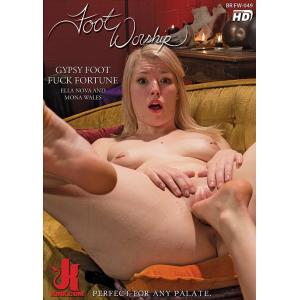Foot Worship - Gypsy Foot Fuck Fortune