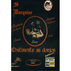 Marquise - Châtiments au Donjon