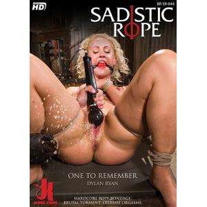 Sadistic Rope - One To Remember