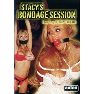 Stacy's Bondage Session