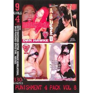 Punishment 4 Pack Vol 8