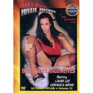 Bodacious Brunettes - Ultimate Nylon # 21