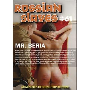 Mr. Beria Russian Slaves # 61