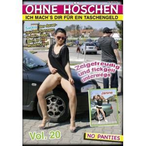 Ohne Hoschen Vol.20