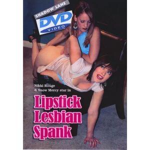 Lipstick Lesbian Spank
