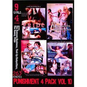 Punishment 4 Pack 10