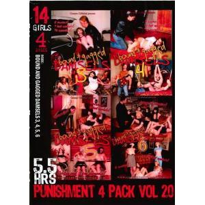 Punishment 4 Pack Vol.20