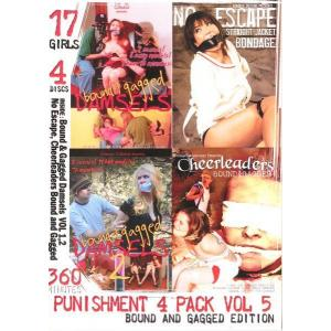 Punishment 4 Pack Vol 5