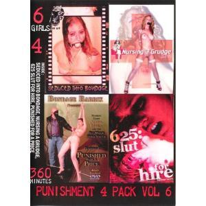 Punishment 4 Pack Vol 6