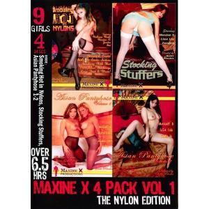 Maxine X - 4 Pack