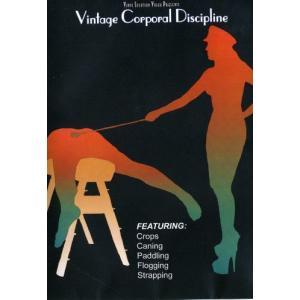 Vintage Corporal Discipline