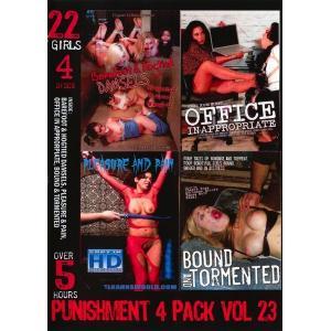 Punishment 4 Pack 23