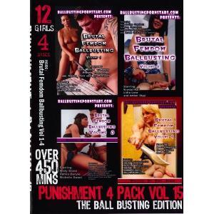 Punishment 4 Pack 15