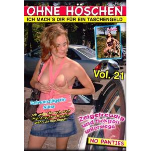 Ohne Hoschen Vol.21