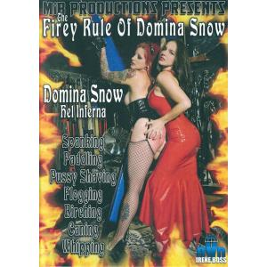Firey Rule Of Domina Show