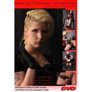 Miss Ivy Thornton - Dominatrix