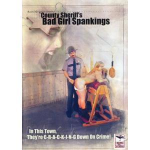 County Sheriff's Bad Girl Spankings