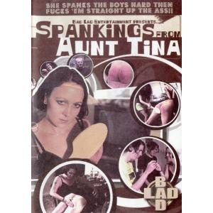 Spankings From Aunt Tina