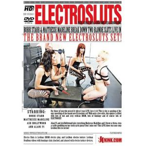 Bobbi Starr & Maitresse Madeline Break Down Two Blonde Sluts Live In The Brand New Electrosluts Set!