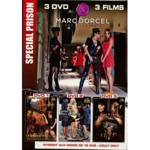 Marc Dorsel 3 DVD's BoxSet