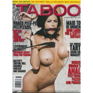 Taboo Sept/Okt