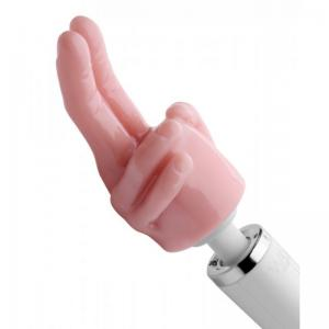 Pleasure Pointer Two Finger Wand Attachment