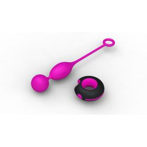Remote Control Double Egg - Pink