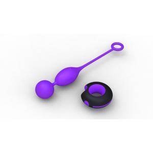 Remote Control Double Egg - Purple