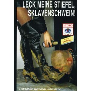 OWK - Leck Eine Stiefel, Sklavenschwein