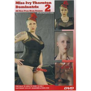 Shadowplayers - Miss Ivy Thornton Dominatrix 2