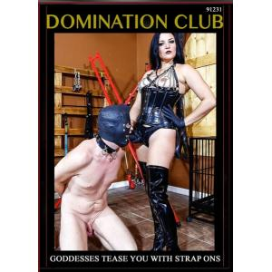 Domination Club - Goddesses Tease you with strap ons