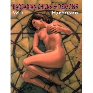 Barbarian Chicks & Demons - Volume 1