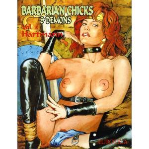 Barbarian Chicks & Demons - Volume 2