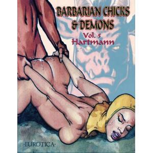 Barbarian Chicks & Demons - Volume 5