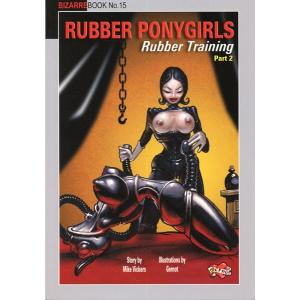 Bizarrebook No.14 - Rubber Ponygirls Part 1