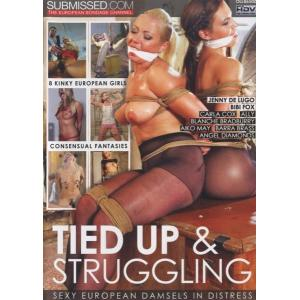 Submissed.com - Tied Up & Struggling