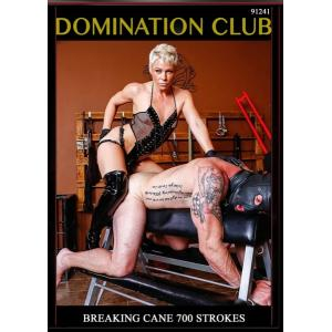 Domination Club - Breaking Cane 700 Strokes