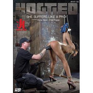 Hogtied - She Suffers Like A Pro!