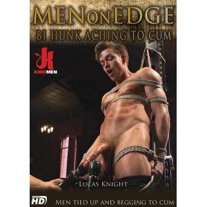Men on Edge - Bi Hunk Aching to Cum