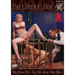 Sara Luvv comes to The Upper Floor for some objectification and sex toy training. Sara's submission is beautiful and she falls into her role as a sex toy quickly, only speaking in the third person, having her pussy clamped shut, her face used, and her tight body beaten and fucked as she cums over and over uncontrollably.