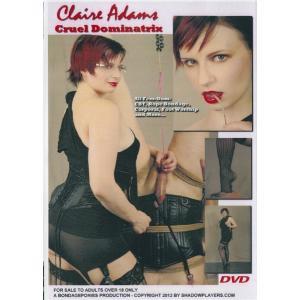 Shadowplayers - Claire Adams Cruel Dominatrix